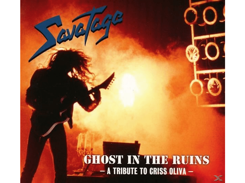 Savatage - Ghost In The Ruins (2011 Edition) [CD]