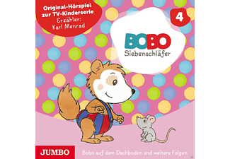 Markus Osterwalder - Bobo Siebenschläfer (4).Bobo Auf Dem Dachboden Un  - (CD)
