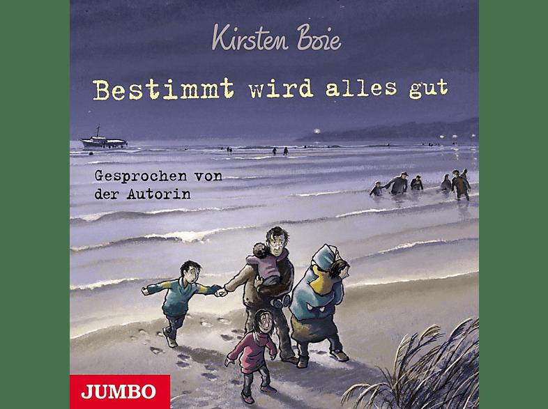 Kirsten Boie - Bestimmt Wird Alles Gut - (CD)