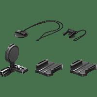 SONY VCT-HSM1 Seitliche Helmhalterung, Helmhalterung, Schwarz, passend für Helme