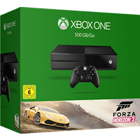 MICROSOFT Xbox One 500GB Forza Horizon 2 Bundle (matt)