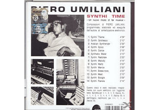 Piero Umiliani - Synthi Time (Deluxe Edition)  - (CD)