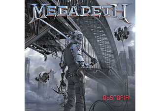 Megadeth - Dystopia  - (CD)