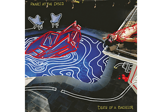 Panic! At The Disco - Death Of A Bachelor  - (CD)