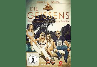 Die Geissens - Staffel 10 DVD