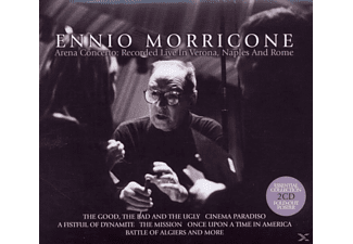 Ennio Morricone - Arena Concerto-Essential Live Collection  - (CD)