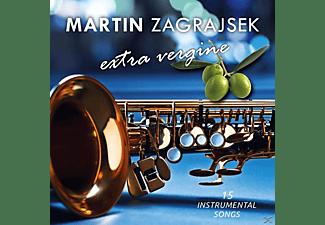 Martin Zagrajsek - Extra Vergine  - (CD)