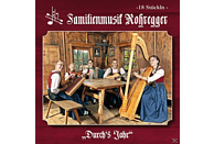 Familienmusik Rohregger - Durchæs Jahr [CD]