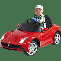 JAMARA KIDS 404765 Ferrari F12 Berlinetta Kinderfahrzeug, Rot