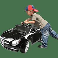 JAMARA KIDS 404616 Mercedes SLK Kinderfahrzeug, Schwarz