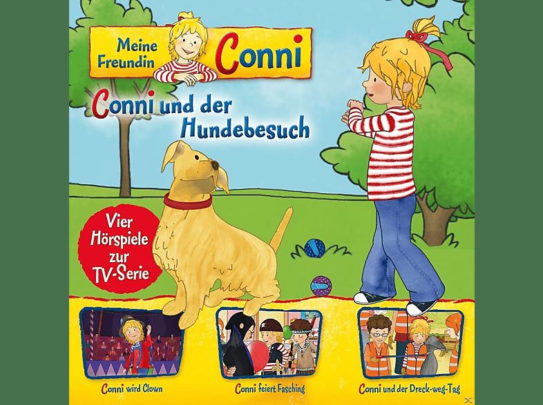 Meine Freundin Conni (Tv-Hörspiel) - Folge 9: Conni Hundebsuch/Clown/Fasching/Dreck-Weg-Tag - (CD)