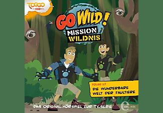 Go Wild!-Mission Wildnis - (17)Hsp Tv-Serie-Die Wunderbare Welt Der Faultiere  - (CD)