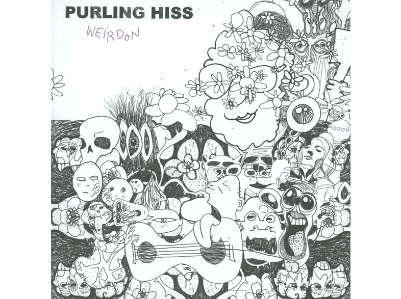 Purling Hiss - Weirdon [CD]