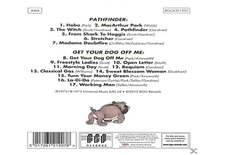 Beggars Opera - Pathfinder/Get Your Dog Off  - (CD)