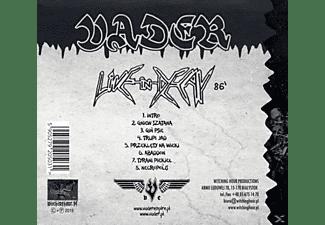 Vader - Live In Decay (Digipak)  - (CD)