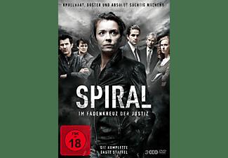 Spiral - Staffel 1 DVD