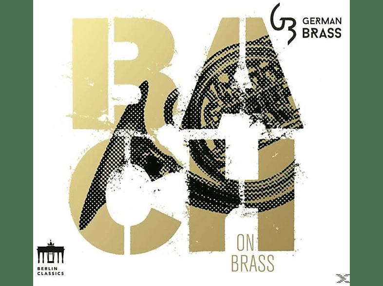 German Brass - Bach On Brass [CD]