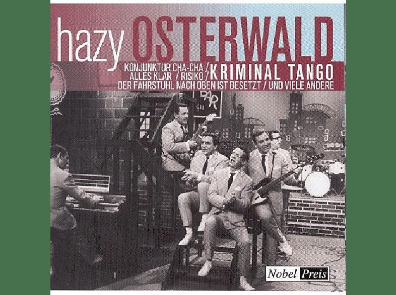 Hazy Osterwald - Kriminal Tango [CD]