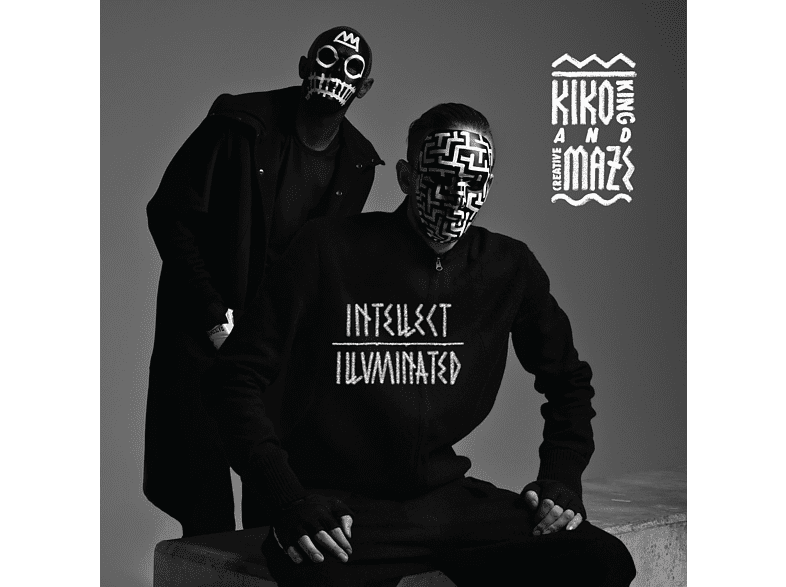 Kiko King & Creativemaze - Intellect Illuminated-EP [Vinyl]
