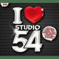 VARIOUS - I Love Studio 54 [CD]