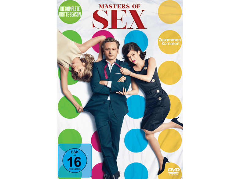 Masters of Sex - Staffel 3 [DVD]