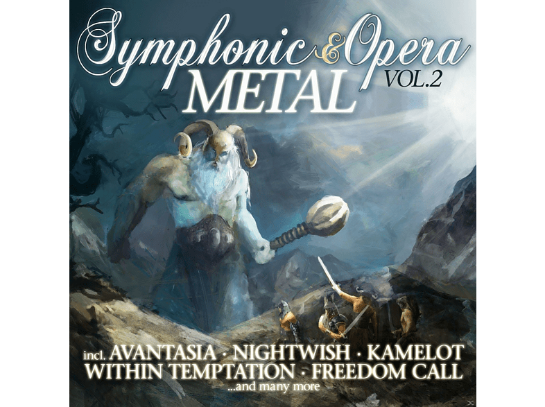 VARIOUS - Symphonic & Opera Metal Vol.2 [CD]