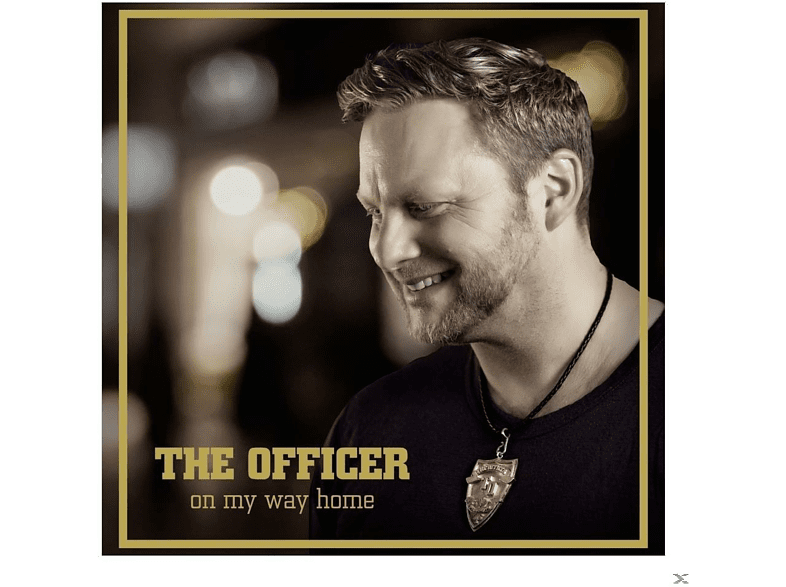 The Officer - On My Way Home [CD]