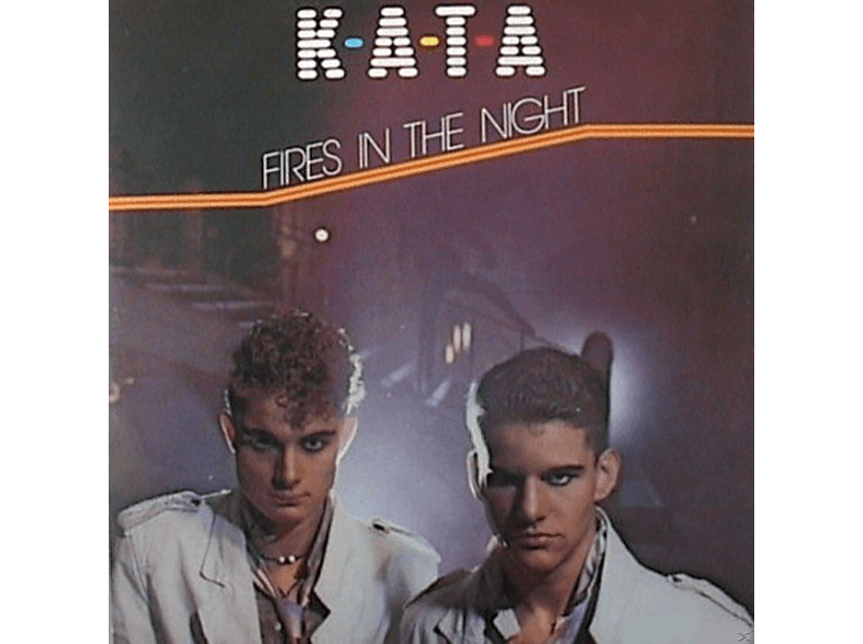 K-a-t-a - Fires In The Night [Vinyl]