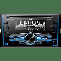 JVC KW-R520 Autoradio 2 DIN (Doppel-DIN), 50 Watt