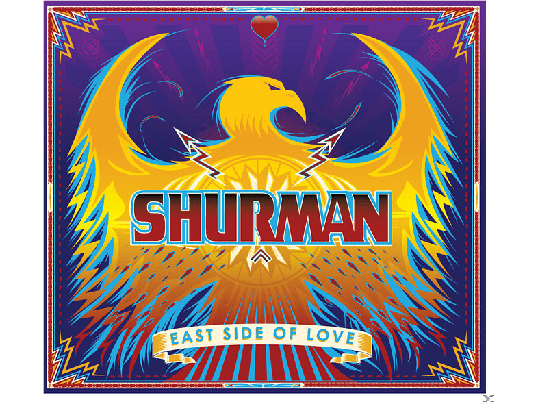 Shurman - East Side Of Love [CD]