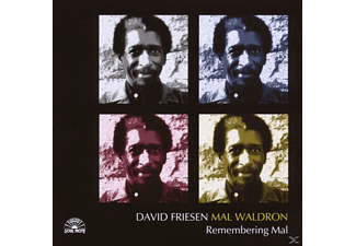 David Friesen - REMEMBERING MAL - (CD)