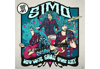 Simo - Let Love Show The Way (180 Gr.+Mp3) - (LP + Download)