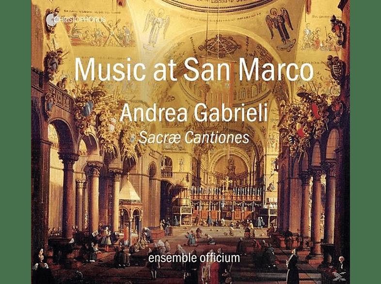 Ens Officium/Rombach - Sacrae Cantiones (Venedig 1565) [CD]