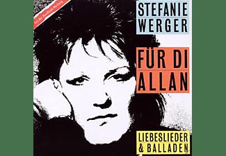 Stefanie Werger - BEST OF FÜR DI ALLAN [CD]