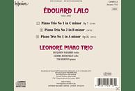 Leonore Piano Trio - Piano Trios 1, 2 & 3 [CD]