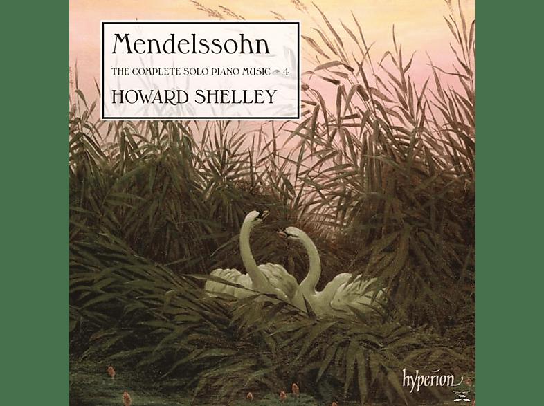 Shelley Howard - Die Klavierwerke Vol.4 [CD]