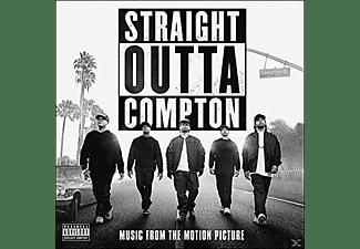 VARIOUS - Straight Outta Compton  - (Vinyl)