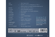 Leticia Gomez-tagle - Dance Passion-Piano Works [SACD Hybrid]