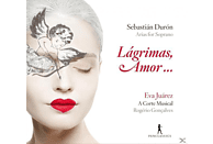 Juarez,E./Goncalves,R./A Corte Musical - Lagrimas,Amor...-Arien für Sopran [CD]