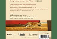 Oxalis - Voyage au Pays du tendre et de l'effroi [CD]