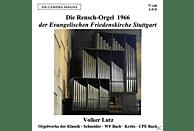Volker Lutz - Orgelwerke Der Klassik [CD]