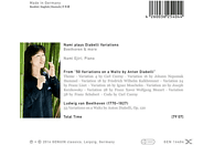 Nami Ejiri - Nami Plays Diabelli Variations [CD]