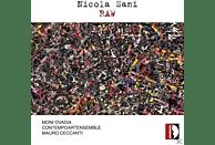 Mauro Ceccanti, Contempoartensemble, Moni Ovadia - Raw/Achab/Verso Un Altro Occidente/+ [CD]