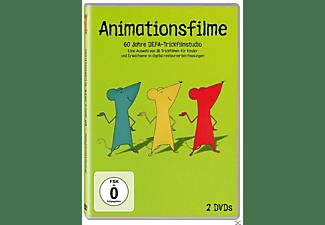 Animationsfilme - 60 Jahre Trickfilmstudio DVD