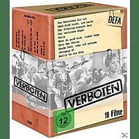Verboten! 10 Verbotsfilme der DDR [DVD]