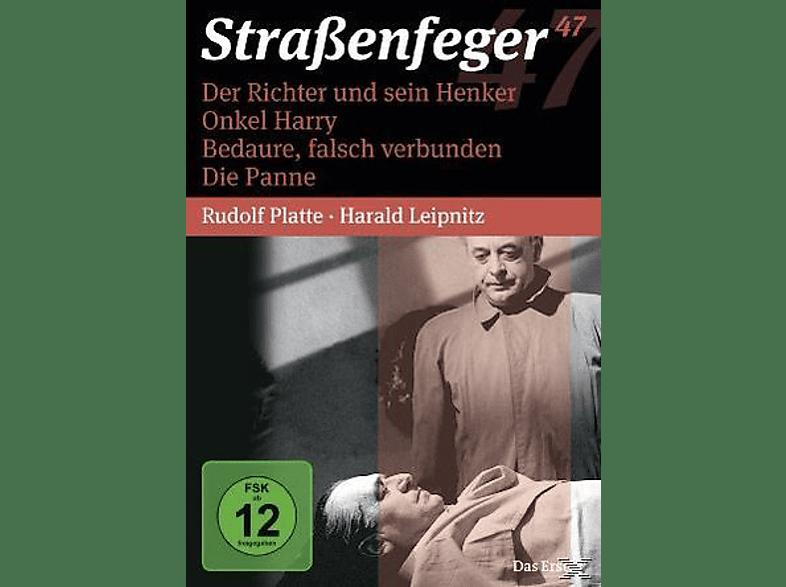 Der Richter und sein Henker, Onkel Harry, Bedaure, falsch verbunden, Die Panne [DVD]
