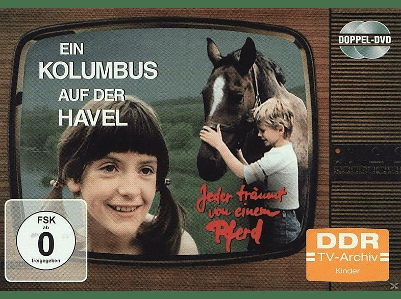 Pack: Ein Kolumbus auf der Havel + Jeder träumt von einem Pferd [DVD]