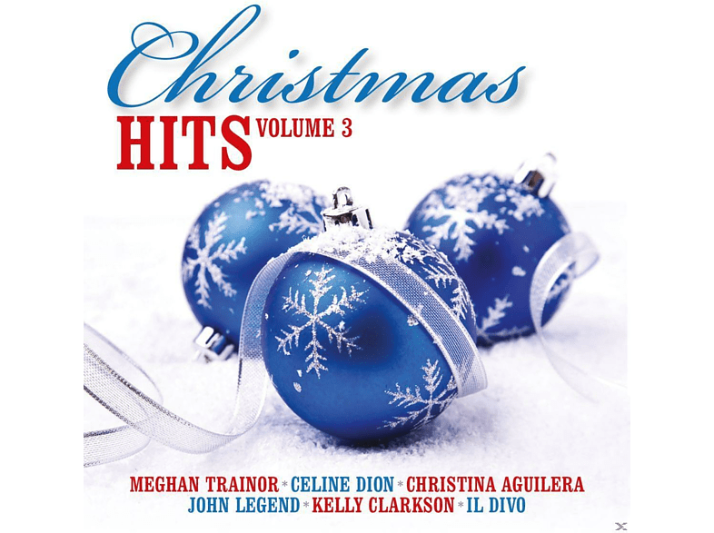VARIOUS - Christmas Hits Volume 3 [CD]
