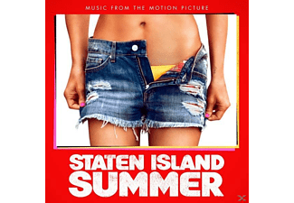 O.S.T. - Staten Island Summer  - (CD)
