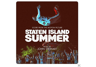O.S.T. - STATEN ISLAND SUMMER -SCORE-  - (CD)